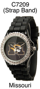 6 Missouri Licensed Collegiate Watches