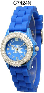 Load image into Gallery viewer, 6 North Carolina Licensed Collegiate Watches