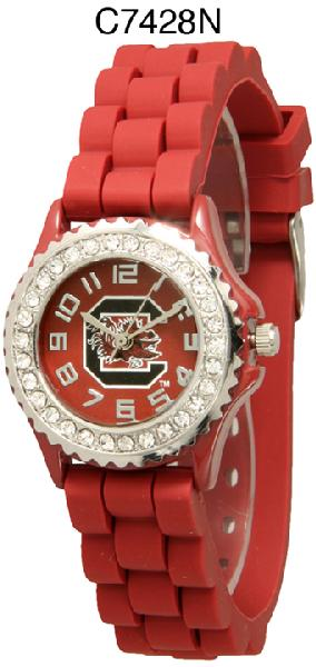 6 South Carolina Licensed Collegiate Watches