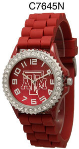 6 Texas A&M Licensed Collegiate Watches