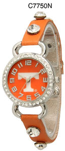6 Tennessee Licensed Collegiate Watches