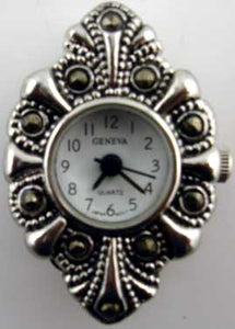 12 Marcasite Style Watch Faces