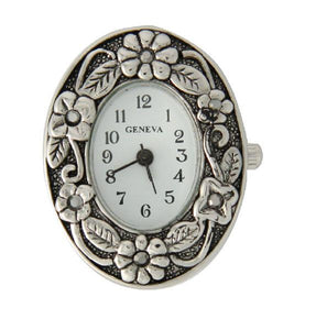 12 Marcasite Spring Bar Watch Faces