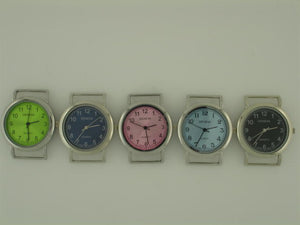6 Round Solid Bar Watch Faces