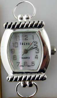 12 TRENDZ SILVER  Watch Faces