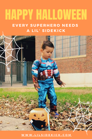 Happy Halloween from Lil' Sidekick