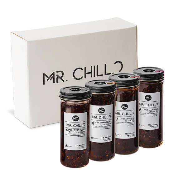 MR. CHILL.O FOUR PACK