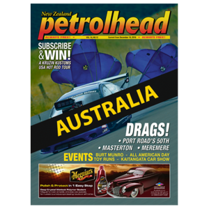 NZ Petrolhead subscription Australia