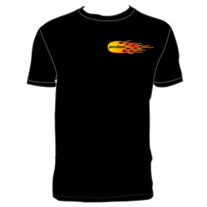 NZ Petrolhead Mens T-Shirt Black