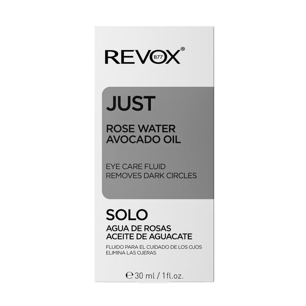 Rose Water Avocado Oil Eye Care Fluid