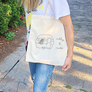 rally & roots tote
