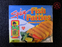 Load image into Gallery viewer, Spicy Fish Patties 16pcs 500g/box