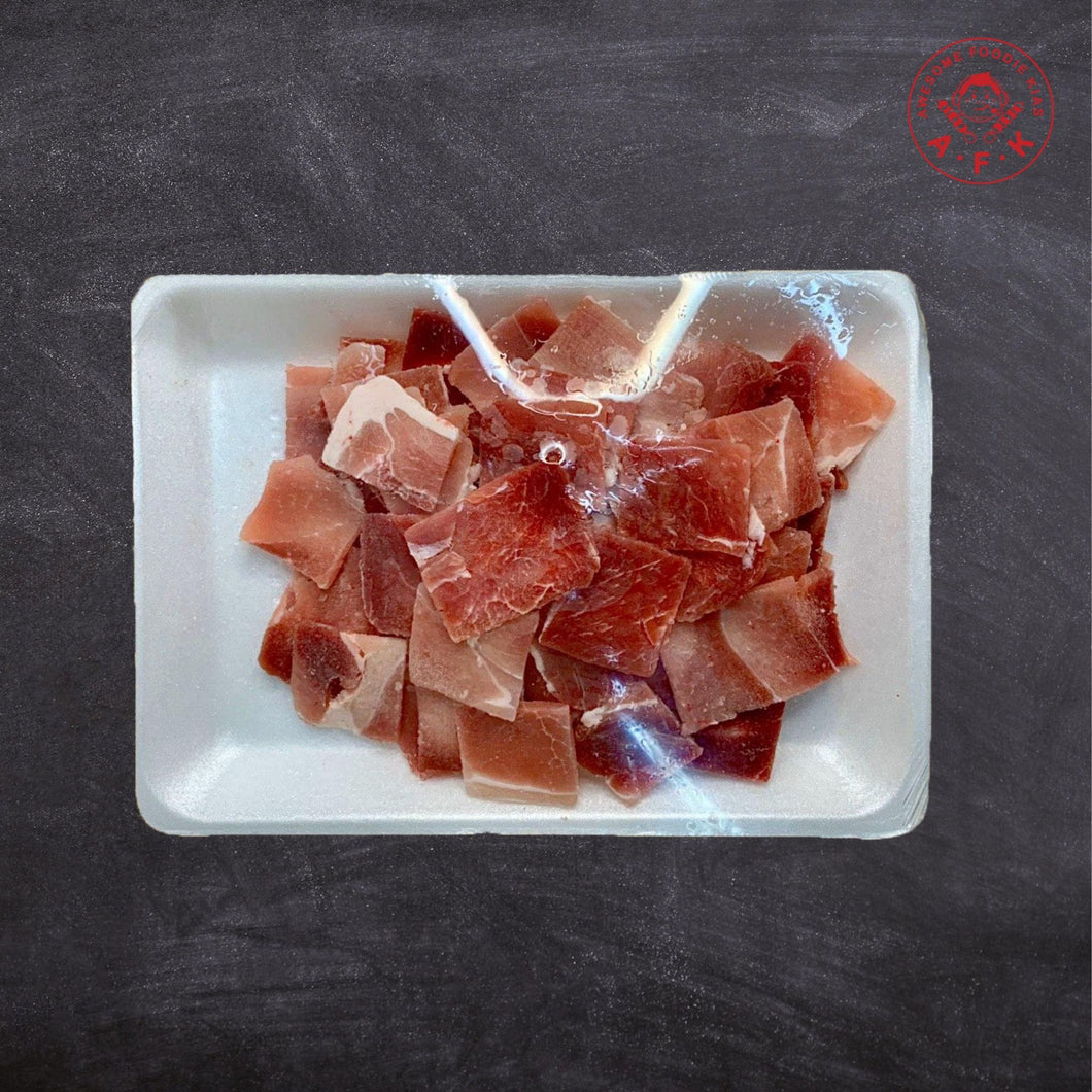 Pork Sliced (Front) 前赤肉片 500g