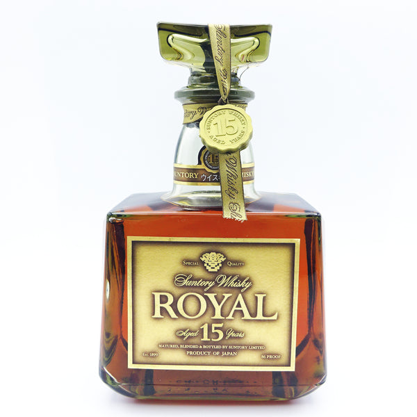 Suntory Royal 15 Year Old SRDD1-Whisky-Cool Rare Japan