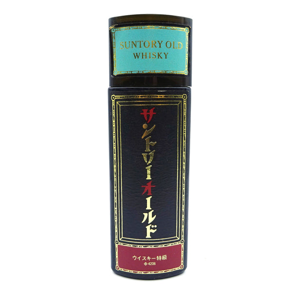 Suntory Old Whisky Book Decanter-Whisky-Cool Rare Japan