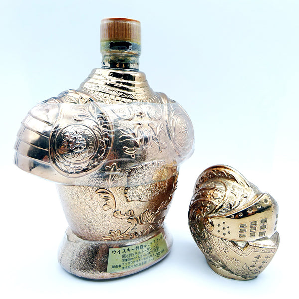 Nikka Armor Of King / Knight Decanter KB-01-Whisky-Cool Rare Japan