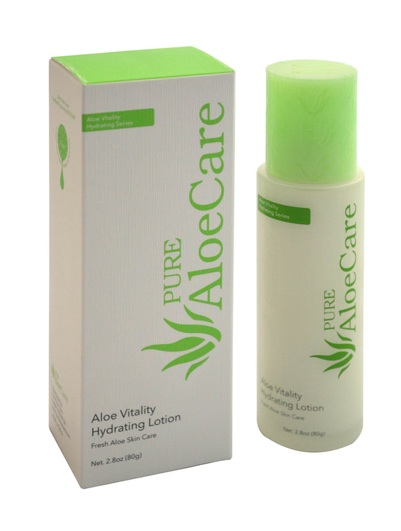 Aloe Vitality Hydrating Lotion