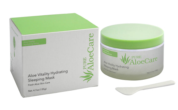 Aloe Vitality Hydrating Sleeping Mask