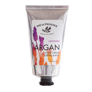 Argan Lavender Hand Cream 75ml