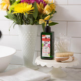 VIA MERCATO LIQUID HAND SOAP NO 7 - PEACH, FIG BLOSSOM & ROSE