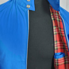 Load image into Gallery viewer, Real Hoxton Blue Harrington