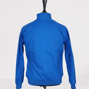 Real Hoxton Blue Harrington