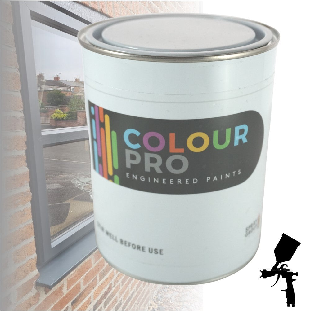 ColourPro 740 1K uPVC Spray Paint