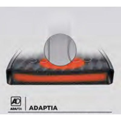 Adaptia technology on Bullpadel racket