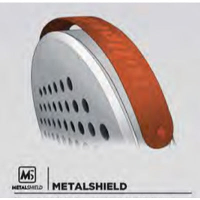 metalshield bullpadel technology padel racket