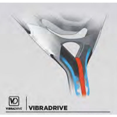 vibradrive technology bullpadel padel racket