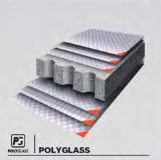 Technologie Bullpadel Polyglass