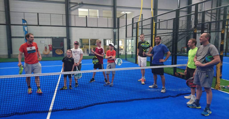 Activities offered by padel clubs
