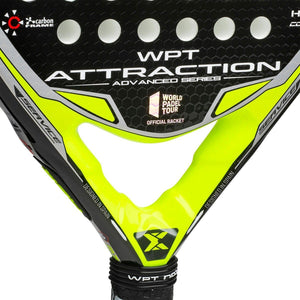 Raquette de padel WPT Attraction puissante