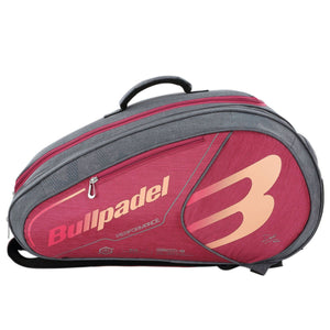 Sac de padel rose Bullpadel