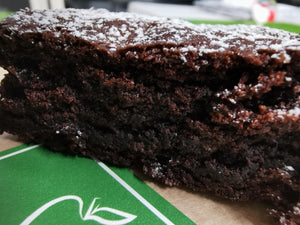 Home-baked Chocolate Brownie