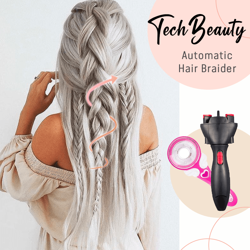 TechBeauty Automatic Hair Braider