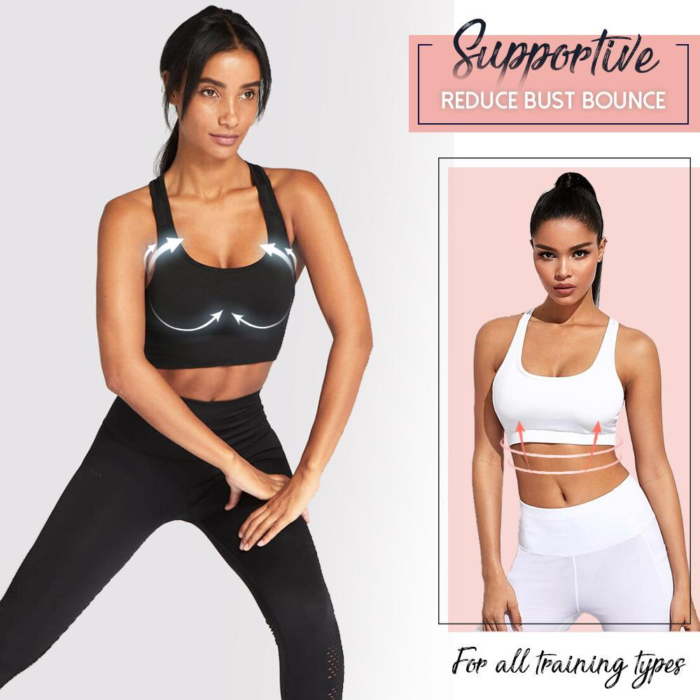 Shape Seamless Crossback Sports Bra