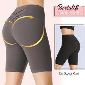 Booty Lift High Rise Training Shorts