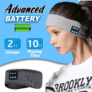 Wireless Bluetooth Music Headband