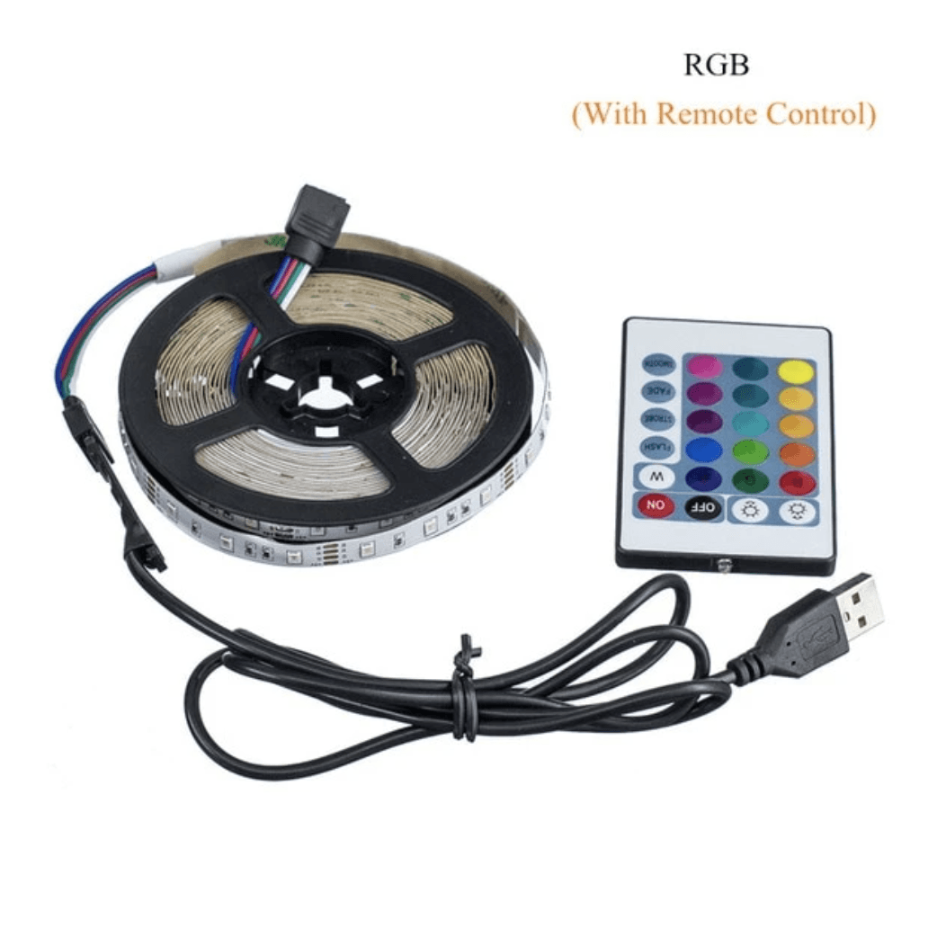 RGB LED Strip Lights