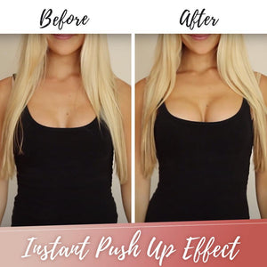 Anti-Slip Invisible Push Up Bra