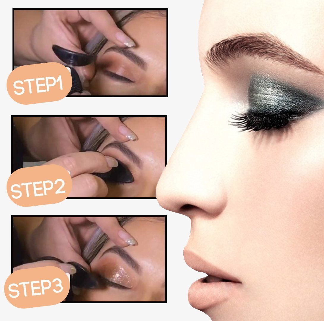 3-Second Eye Crease Stamp