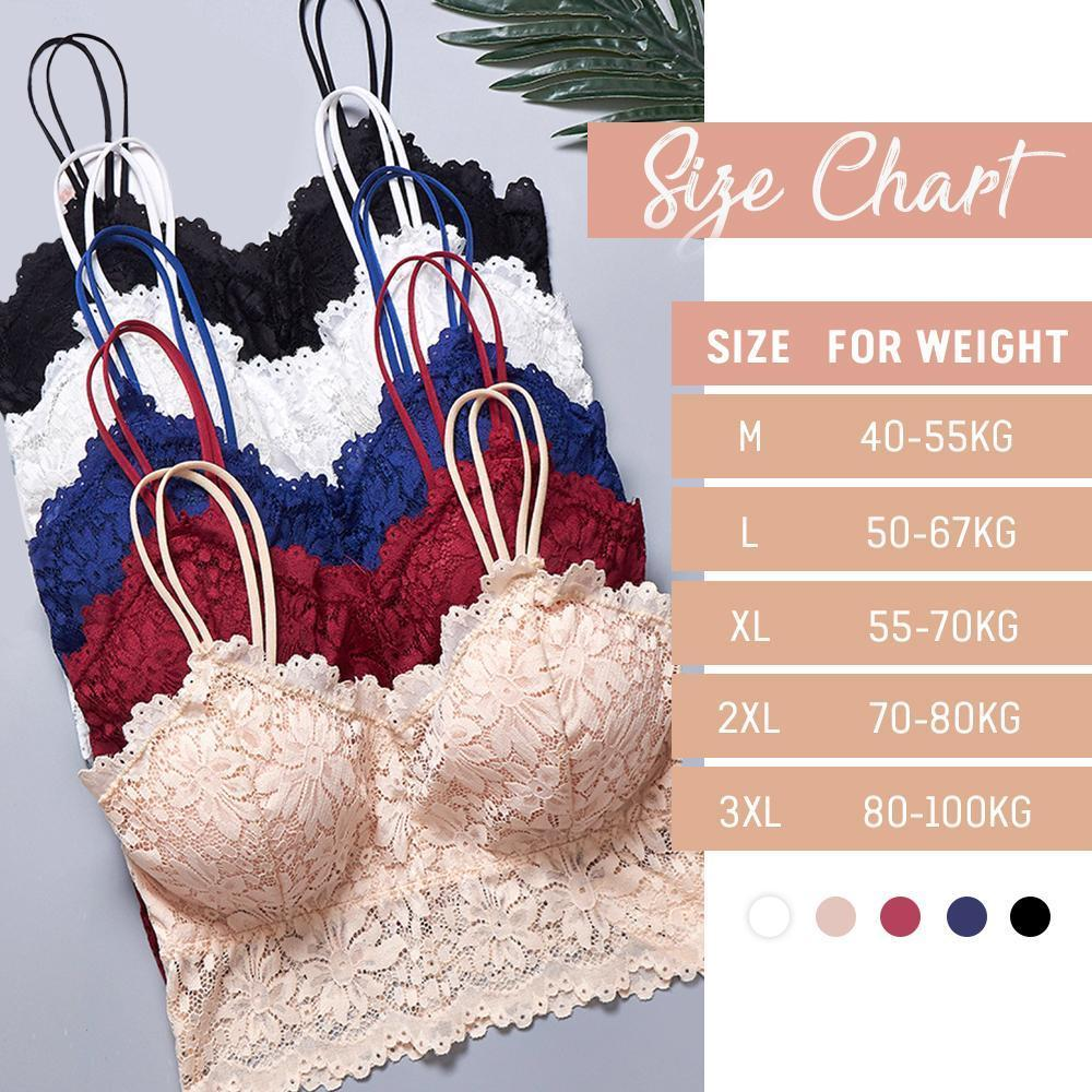 LaxChic™ Sexy Lace Bralette