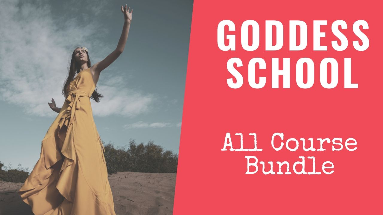 Goddess School Online Course Bundle