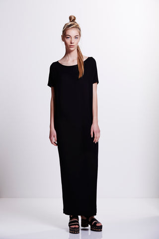 Fleet Long Triangle Dress