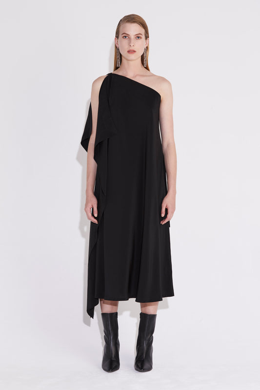 Azimuth Dress - Black