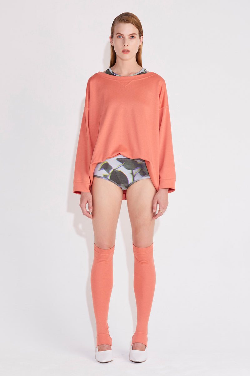 Chroma Sweater - Peach