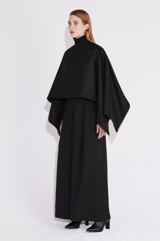Meridian Cape - Black