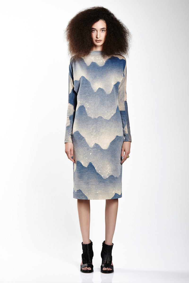 Nimbus Long Sleeve Dress