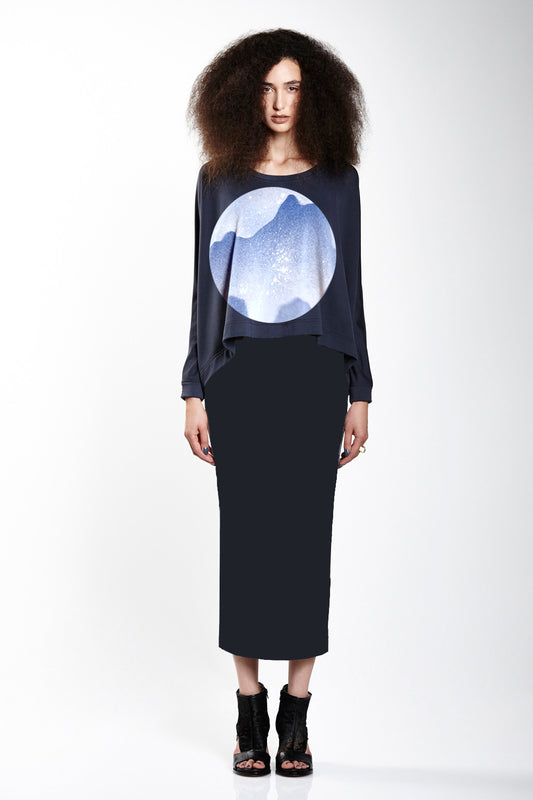 Nimbus Moon Long Sleeve Top